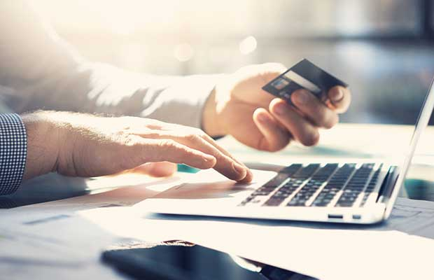 Paying for Online Purchases with a Credit Card