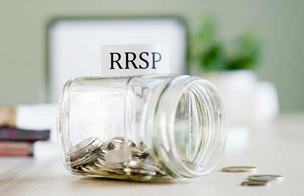 RRSP Savings Jar